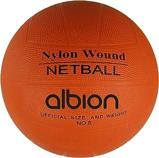 Only seulement de cricket Albion en nylon blessure Balle de netball Taille 4–5