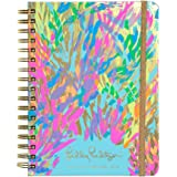 Lilly Pulitzer 17 month Large Agenda 2017-2018 (Sparkling Sands)