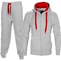 Flirty Wardrobe - HNL - Chándal con sudadera con capucha para hombre