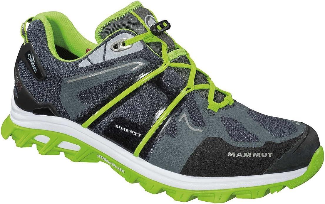 Raichle / Mammut MTR 141 GTX Men graphite/neon yellow 43 1/3 EU=9 UK: Amazon.es: Deportes y aire libre