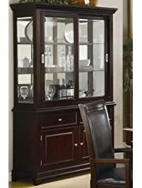 Buffets And Sideboards Amazoncom - Dining room hutch and buffet