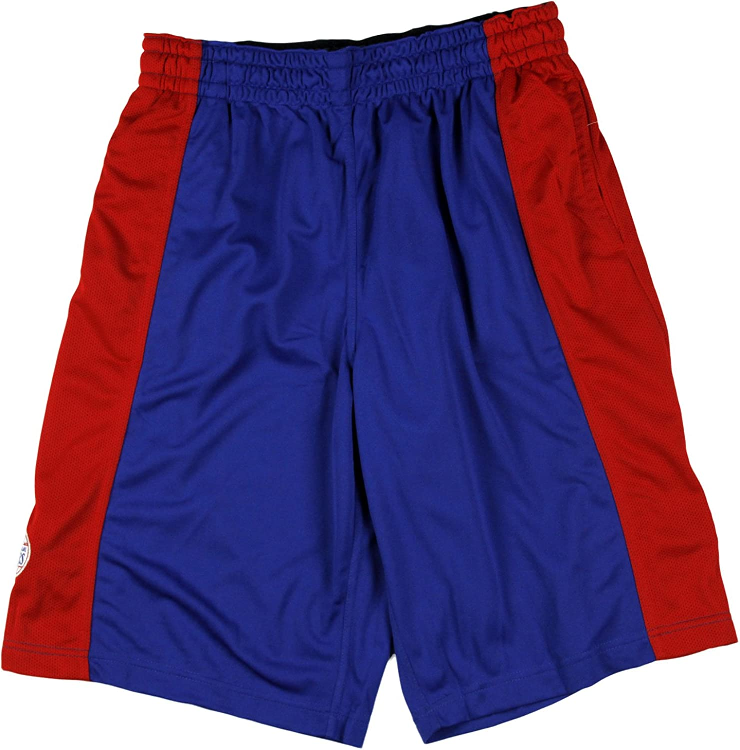 Zipway Los Angeles Clippers Youth Mesh Primary Shorts