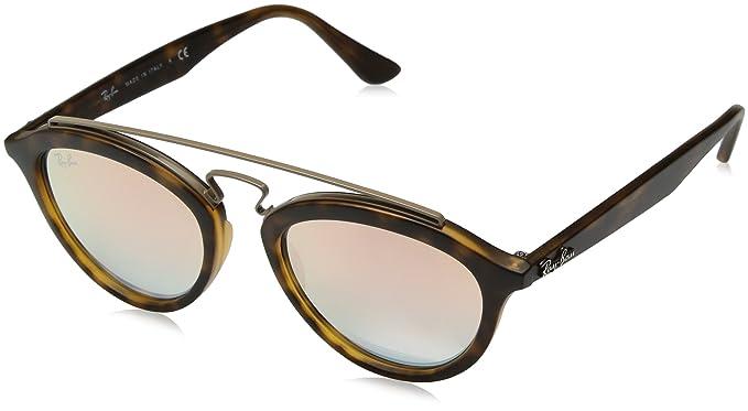 Ray-Ban 0Rb4257 6267B9, Gafas de Sol para Mujer, Matte ...