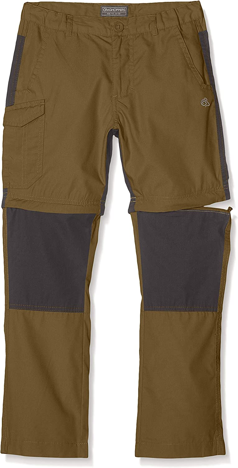 Craghoppers Childrens Kiwi Convertible Trousers
