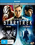 Star Trek / Star Trek Into Darkness / Star Trek Beyond | NON-USA Format | Region B Import - Australia
