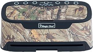 Magic Chef MCLVSRT Vacuum Sealer, Camouflage