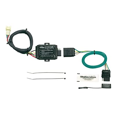 Hopkins 43855 Plug-In Simple Vehicle Wiring Kit: Automotive