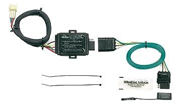 hopkins 43855 plug in simple vehicle wiring kit Jeep Wrangler Trailer Wiring Harness
