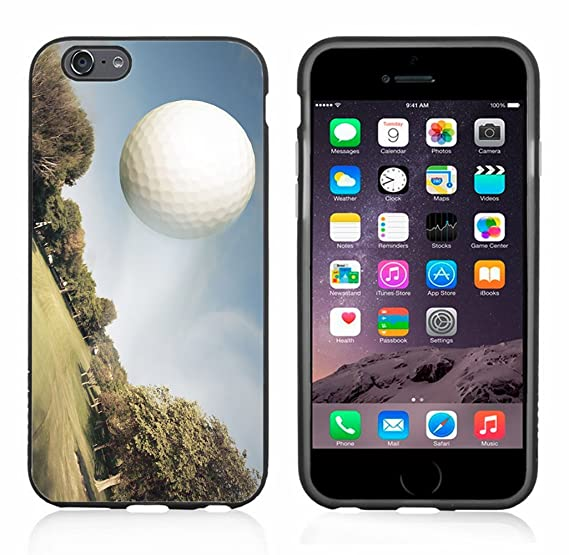 best authentic 3c696 0468d Amazon.com: Golf Ball In Air Case/Cover For Iphone 6 or 6S by Atomic ...