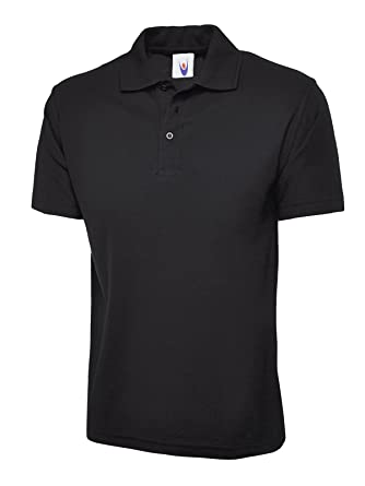 Uneek 220Gsm Unisex Classic Polo Shirt  Amazon.co.uk  Clothing cfb55ce09a93