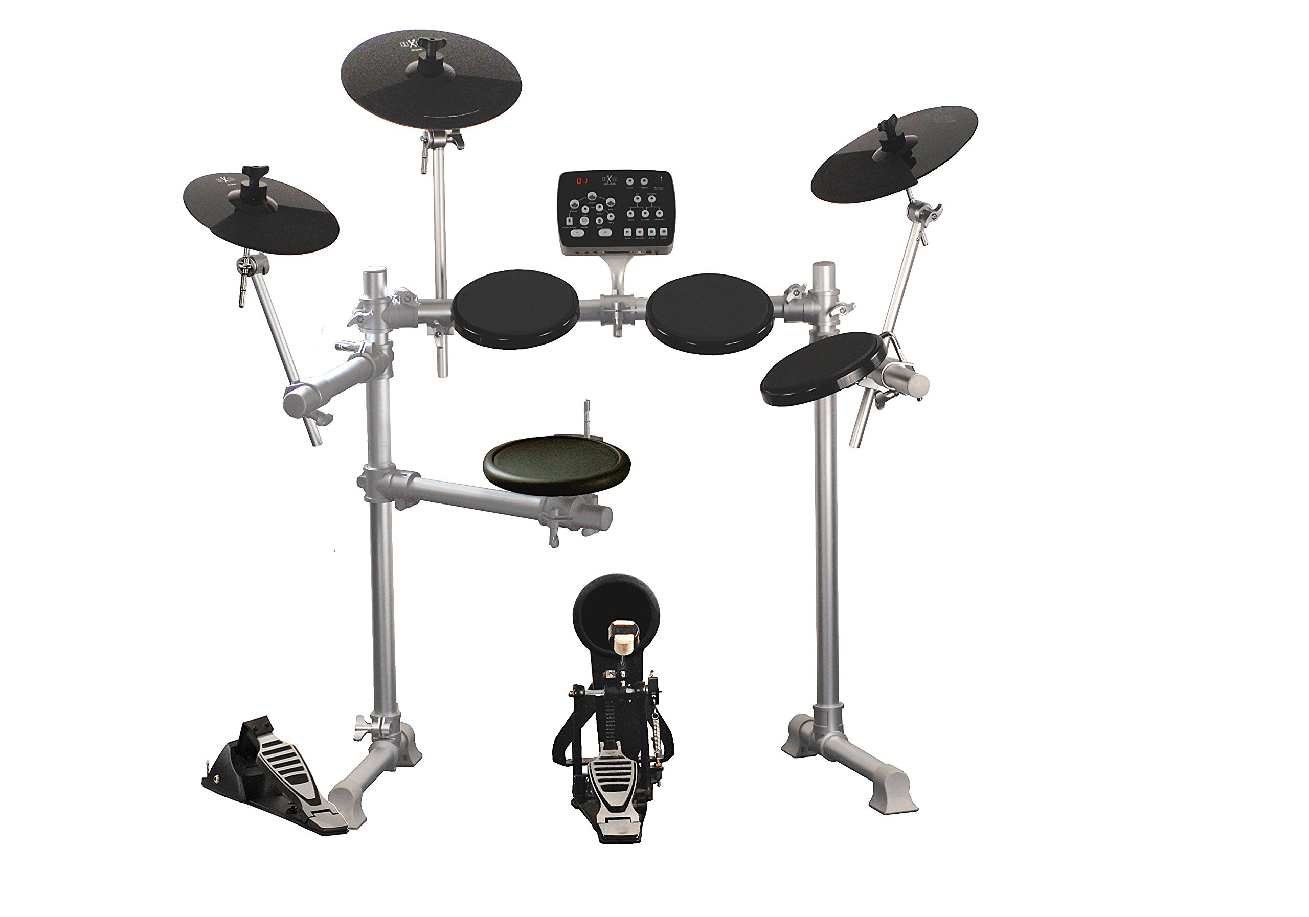 Trinity HD-11 Digital Drum Kit, Black