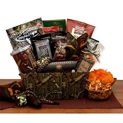 Amazon Com It S A Camo Thing Gift Set Home Kitchen