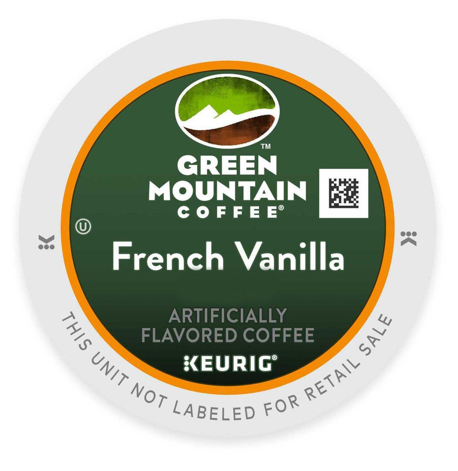 Green Mountain Coffee French Vanilla, Keurig K-Cups (24 Count)