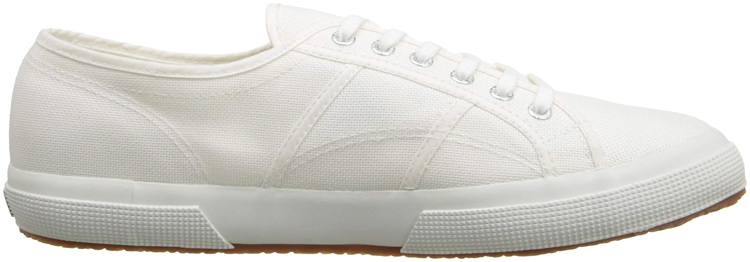 Superga 2750 Cotu Classic, Unisex Adults' Low-Top Sneakers, White, 7.5 UK (41.5 EU) by Superga (Image #7)