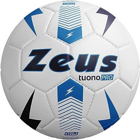 Zeus Tuono Pro - Balón de fútbol para Entrenamiento, Campeonatos y ...
