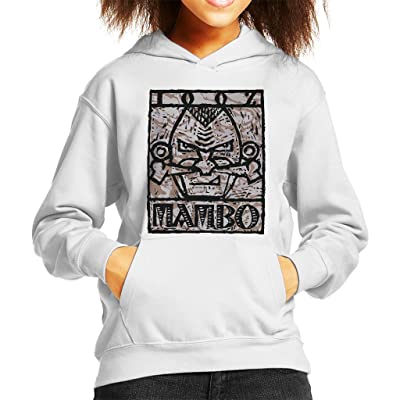 Official Mambo Nose Bone Alt Kid's Hooded Sweatshirt