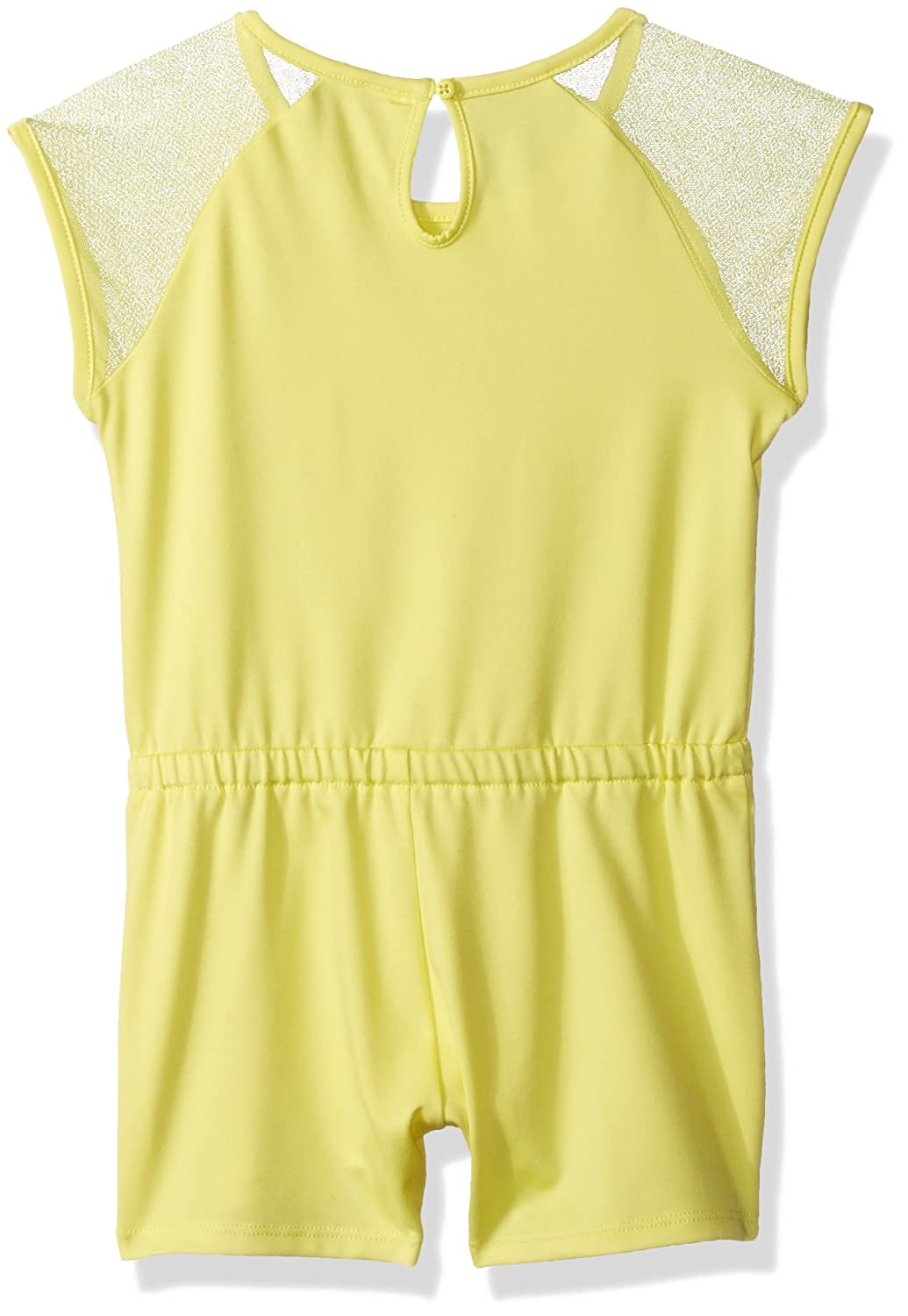 7f1dacb16b Under Armour Girls' Linear Heart Romper
