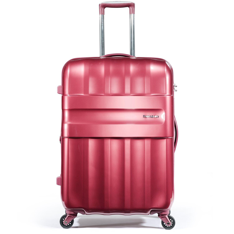 [サムソナイト] スーツケース アーメット スピナー66 63L-75L (旧モデル) B014QI6ZSM バーガンディ バーガンディ