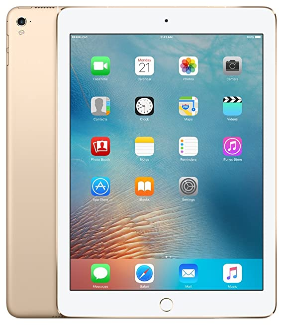 Apple iPad Pro Tablet  9.7 inch, 128 GB, Wi Fi Only , Gold Tablets