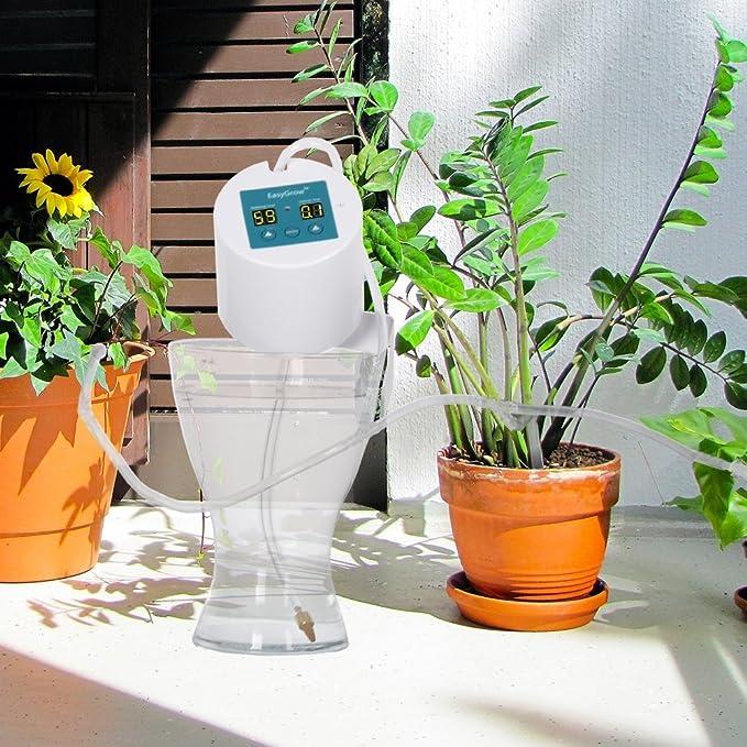 Easygrow Sistema de Riego Automático, Dispositivo de Riego ...