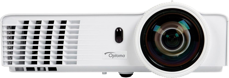 Optoma X305ST - Proyector de 3000 lúmenes, blanco: Optoma: Amazon ...
