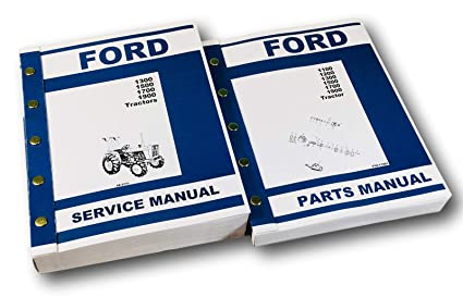 ford 1900 tractor manual