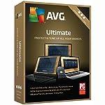 AVG Tecnologías Ultimate 2018, Unlimited dispositivos, 2años [tarjeta de clave]