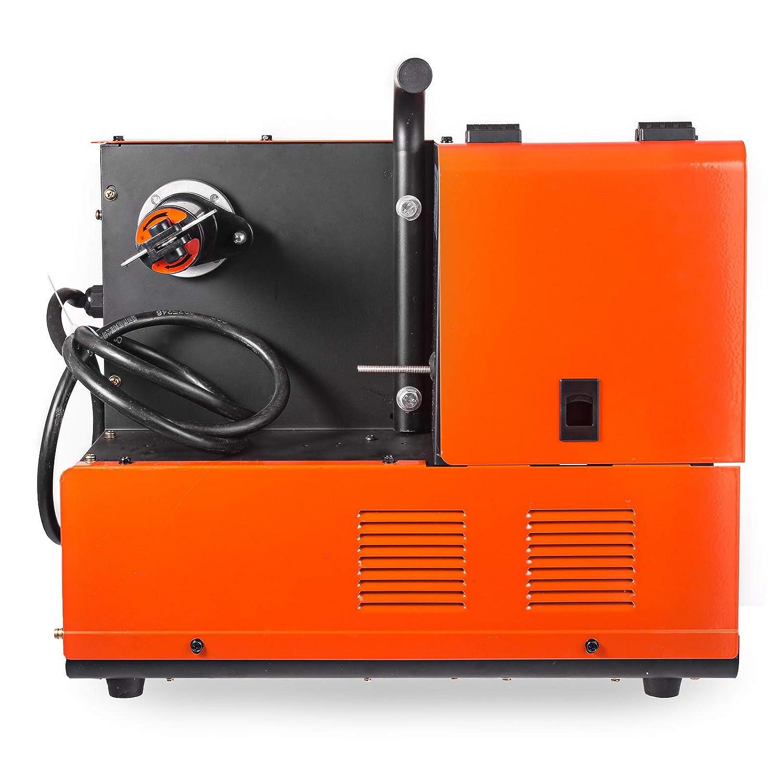 Succebuy MIG-250 Machine De Soudage Poste /à Souder 200A Machine /à Souder 0,8//1,0mm MIG Soudeur MAG Soudeuse Professionnelle