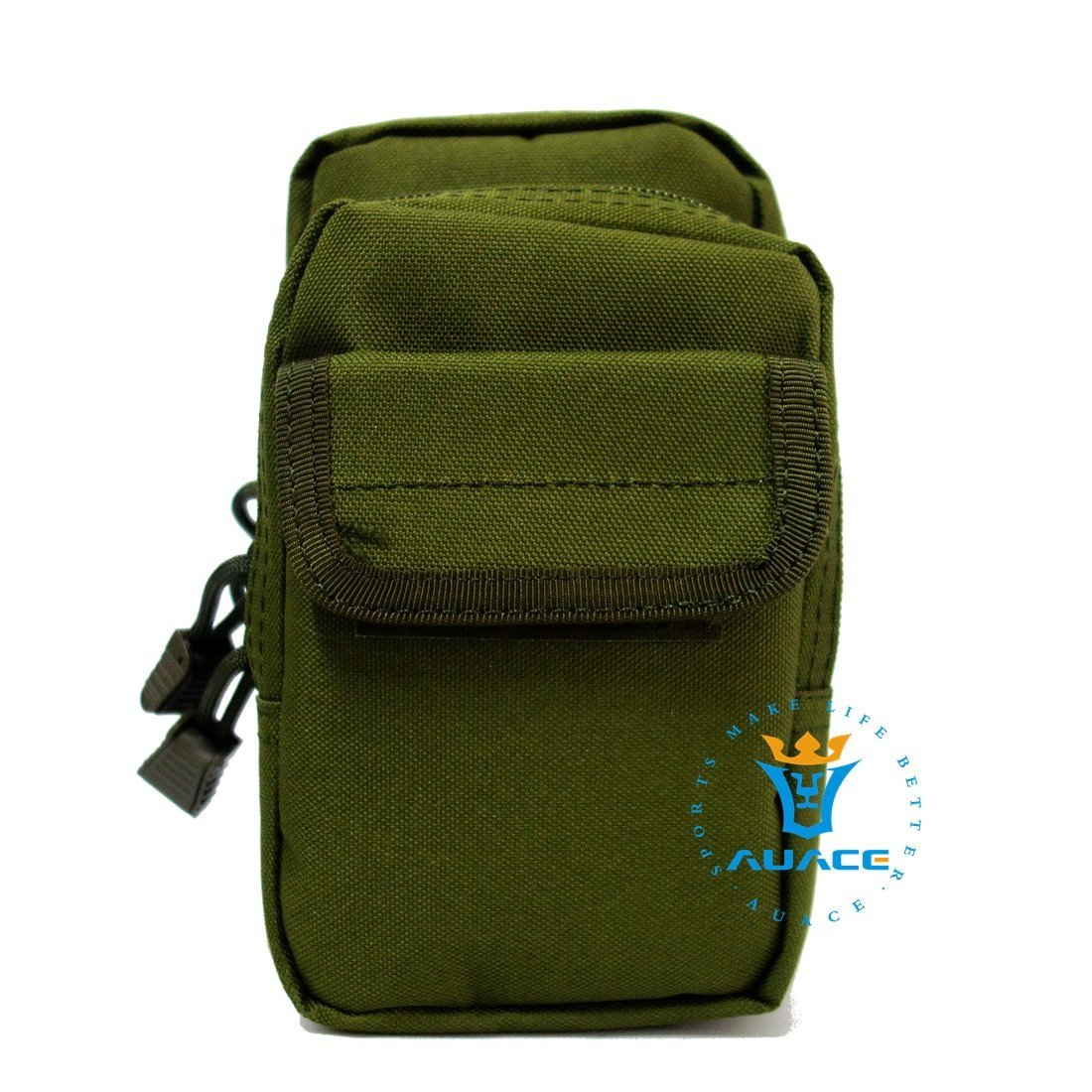Multifunción Supervivencia Gear Tactical Carteras Carteras Molle Táctica cintura Pack, Camping Bolsa para herramientas Cintura Bolsa de viaje Phone Pouch, ...