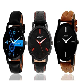 Buy Mikado Fashion Analogue Multicolour Dial Opera Collection of ...