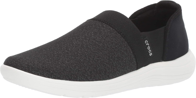 Crocs Women's Reviva Slip On Sneaker | Sneakers for Women | Slip On Shoes