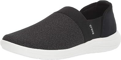 Crocs Women's Reviva Slip On Sneaker