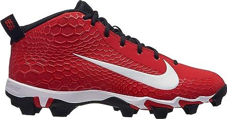 6d96262c28c32 Nike Men's Force Trout 5 Pro Keystone Baseball Cleats (15 M US, Red ...