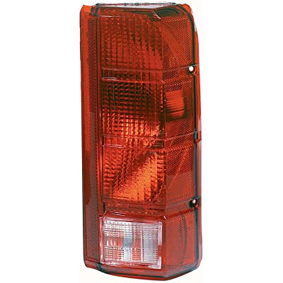 TYC 11-3268-01 Compatible with Ford Driver Side Replacement Tail Light Assembly: Automotive