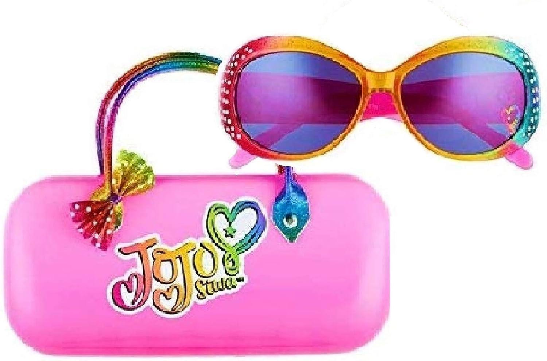 Nick JoJo Siwa Sunglasses with Matching Glasses Case UV Protection