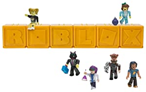 Roblox Celebrity Mystery Figure Series 1, Polybag of 6 Action Figures