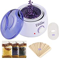 Ewilibe Ontharing Wax warmer Wasverwarmer Waxen set Waxen apparaat Wax smelt in 10 min, Constante temperatuur 80 ℃ - 110…