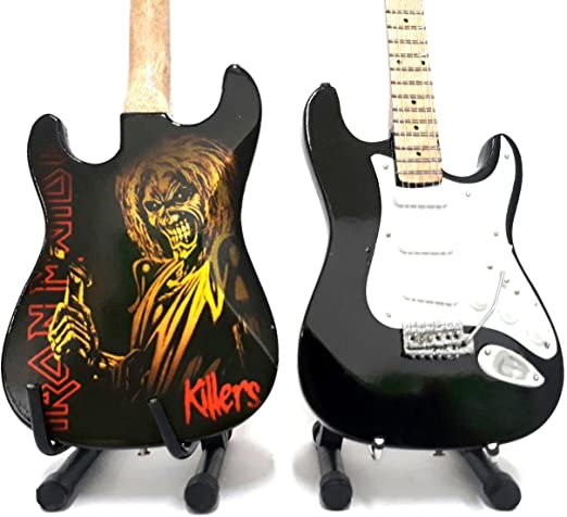 Mini Guitars – Guitarra Replica Fender Stratocaster Iron Maiden ...