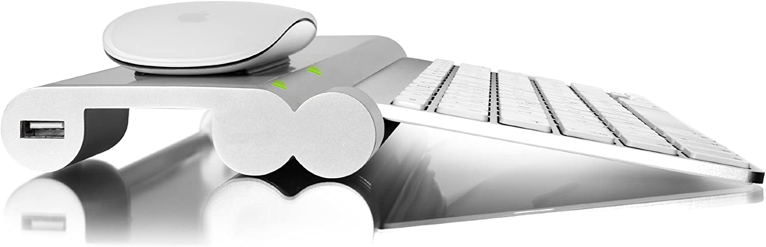 Mobee Technology Magic Feet - Universal Charging Base Station for all your Apple devices (MO4212)