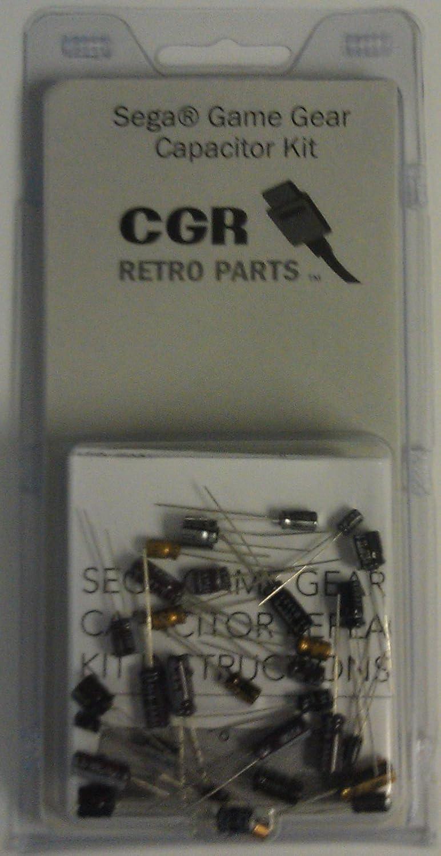 Sega Game Gear Capacitor Replacement Kit: Video Games