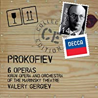 Prokofiev 6 Operas