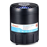 Deals on Zizwe Bug Zapper Non Toxic Mosquito Trap