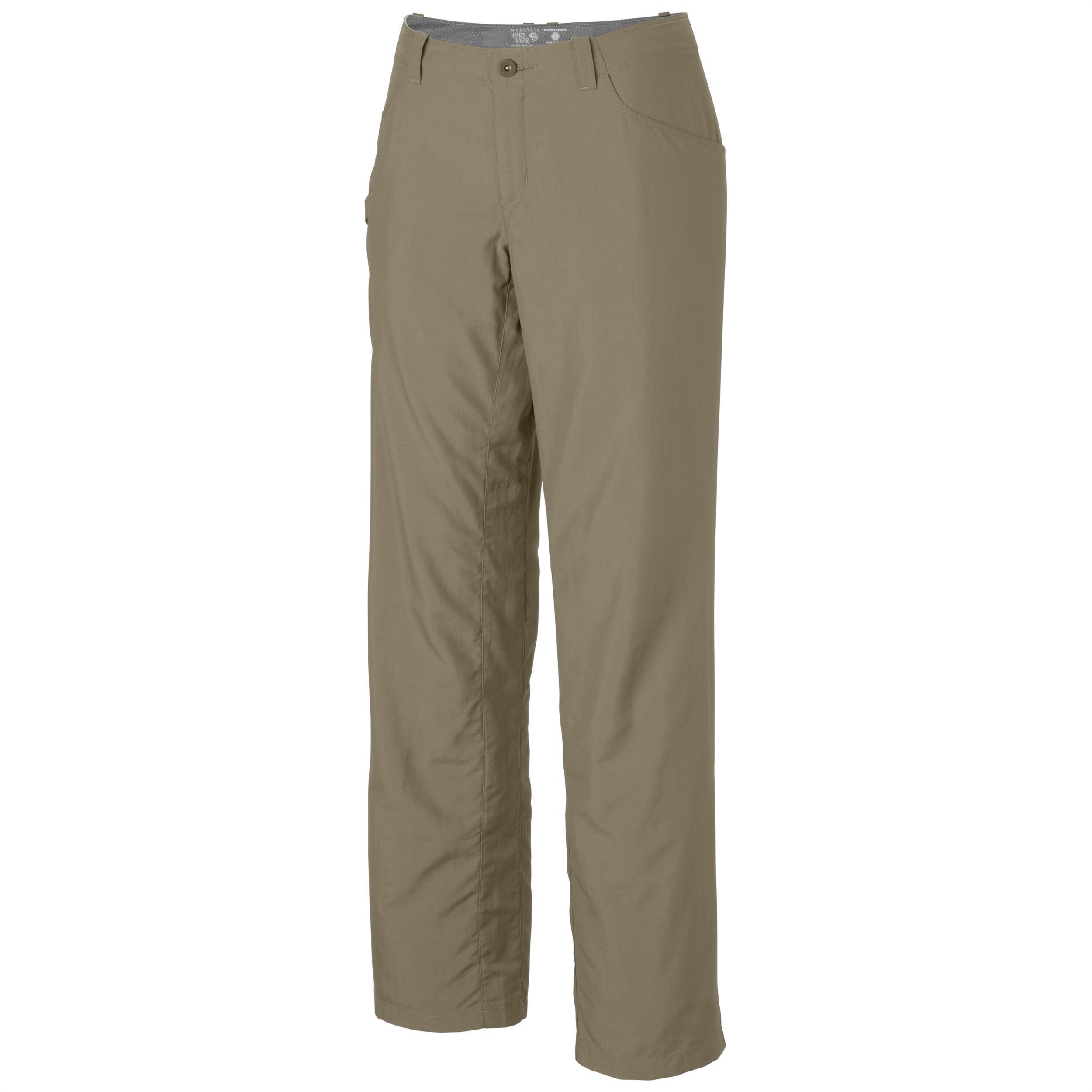 Mountain Hardwear Ramesa Pant V2 - Women's Khaki 2