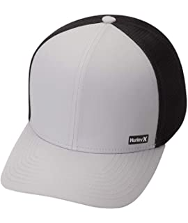 best website 7bd6a 0823b Hurley Men s League Dri-fit Snapback Baseball Cap