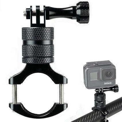 360 Degree Aluminium Mountain Bike Handlebar Mount Camera Holder for GoPro