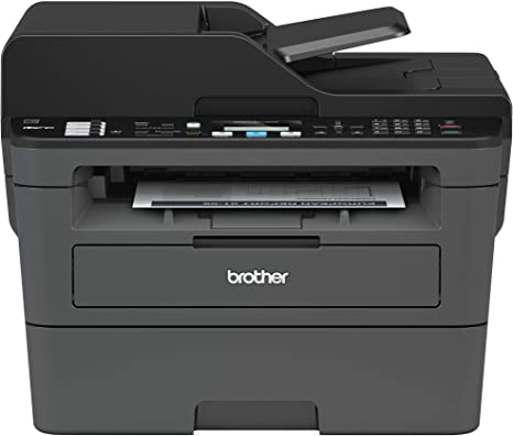 Brother Monochrome Laser Printer, Compact All-In One Printer, Multifunction Printer, MFCL2710DW, Wireless Networking and Duplex Printing, Amazon Dash ...