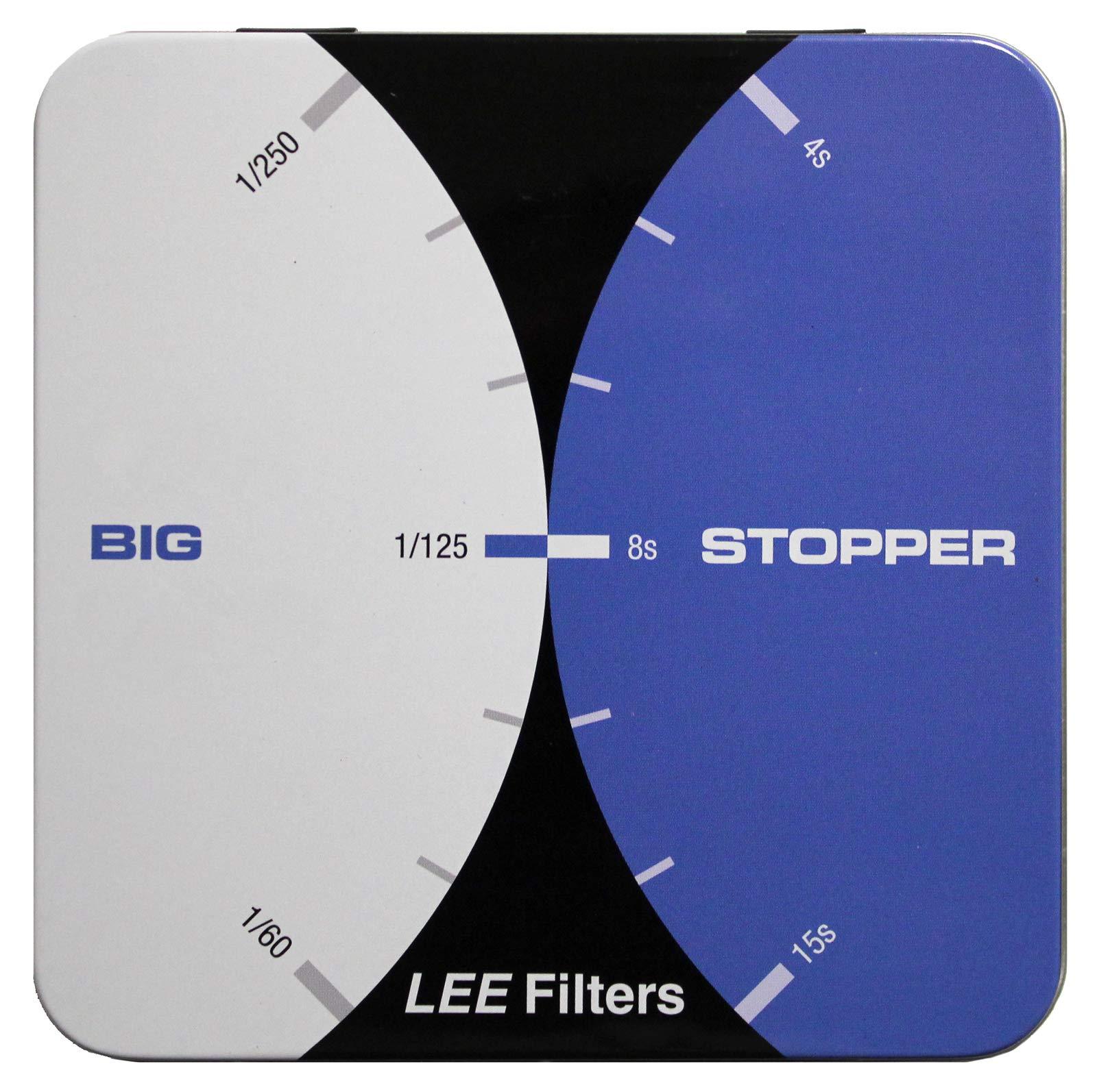 Lee Filters 100mm Big Stopper 3.0 Neutral Density Filter (10-stops) by Lee Filters
