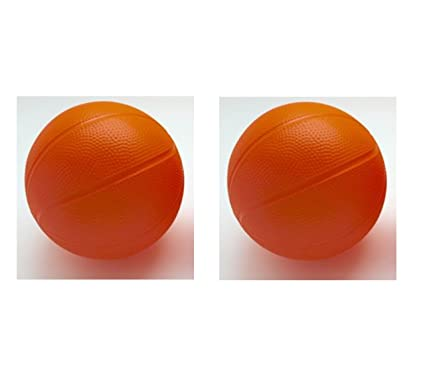 d4d166a776b5 Amazon.com  Little Tikes Toddler Kids Replacement Basketball (Pack of 2)   Toys   Games