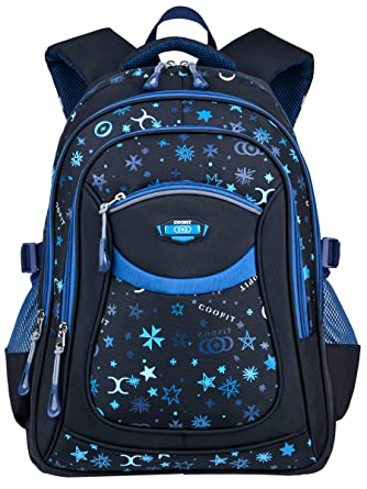 Amazoncom Coofit School Backpack For Girls Boys Back To School