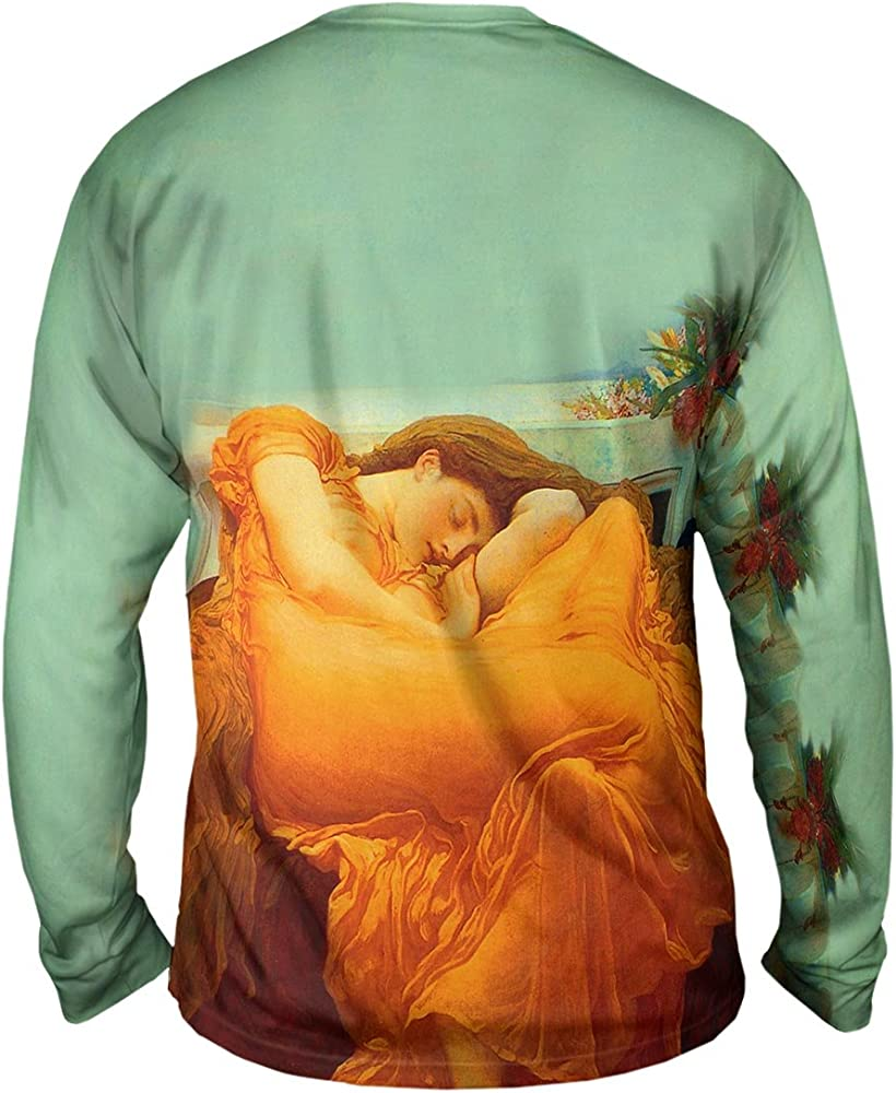The Fisherman A Mens Long Sleeve 1844 Yizzam Frederic Leighton